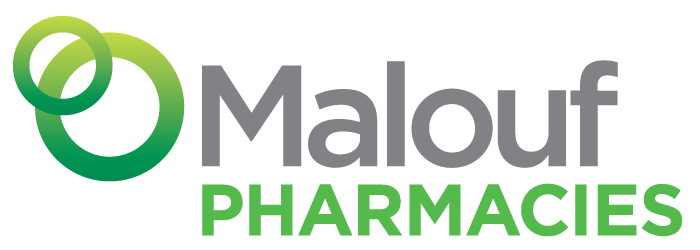 Malouf Pharmacies logo