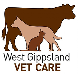 West Gippsland Vet Care logo