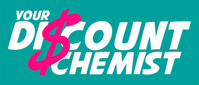Your Discount Chemist logo