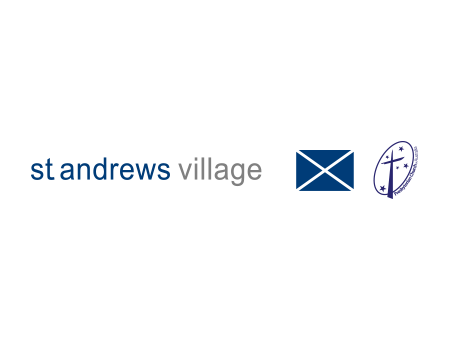 St Andrews Village logo