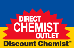Direct Chemist Outlet logo